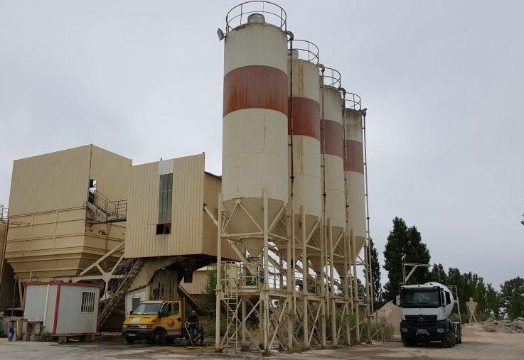 Centrale à béton, client CBS, Ste Marie, Occitanie, chape fluide, chape liquide, chape ciment,